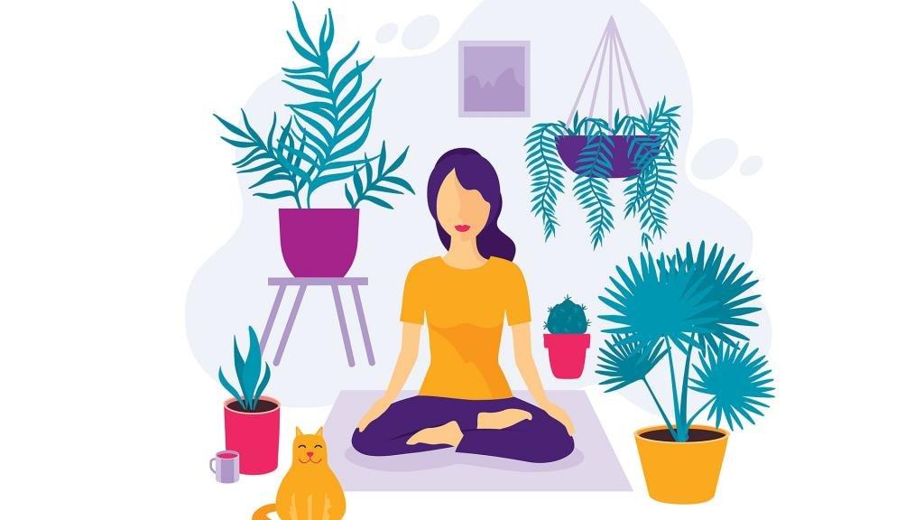 гармония - это медитация
